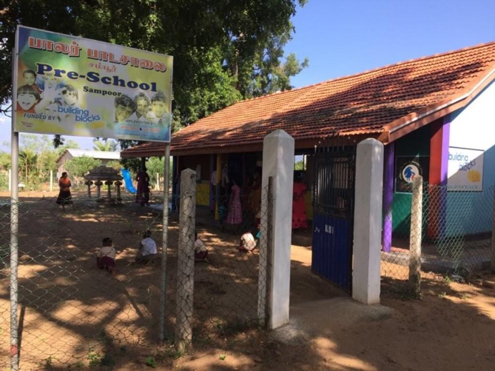 MOH field visit at Santhosapuram
