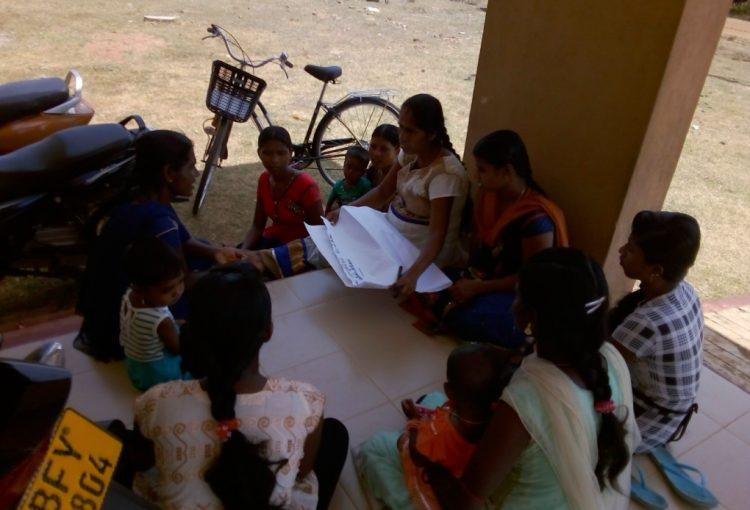 Community Support Group Formation at Paddalipuram