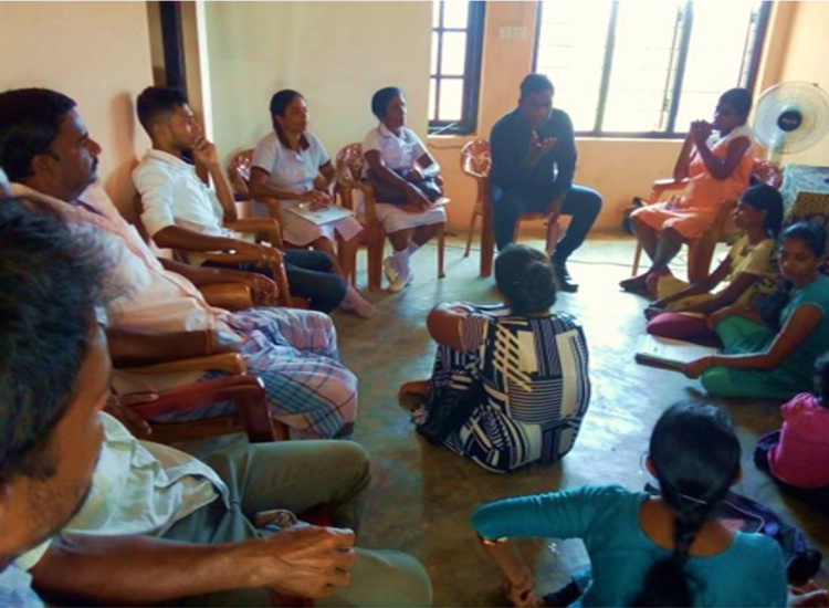 Formation of Community Support Group
