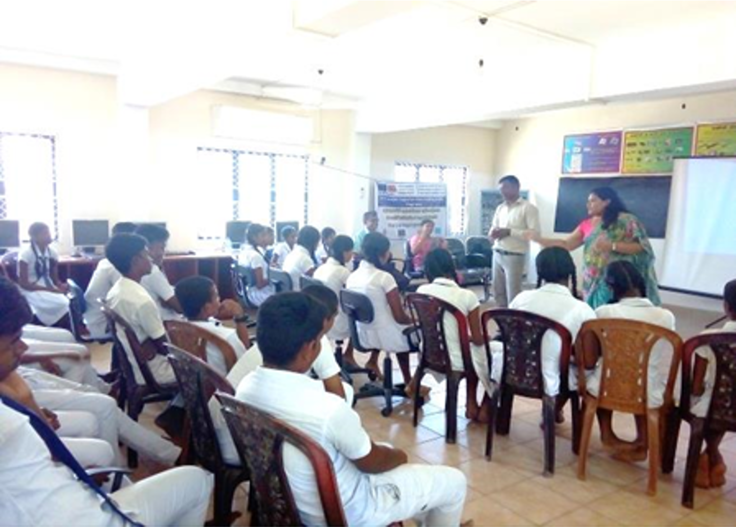Health Club Formation in School