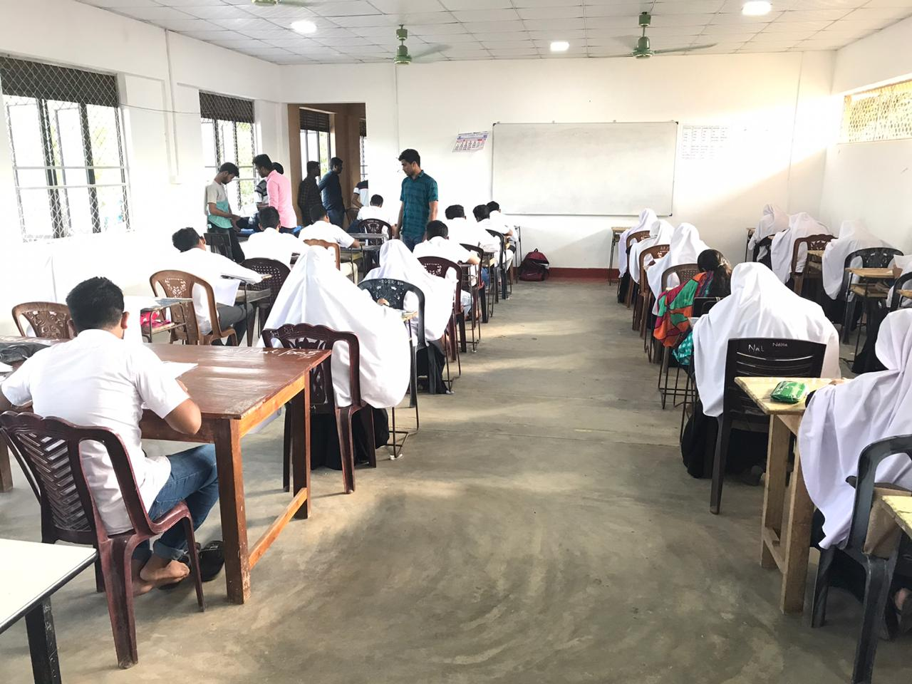 Preparatory examinations for O/L students