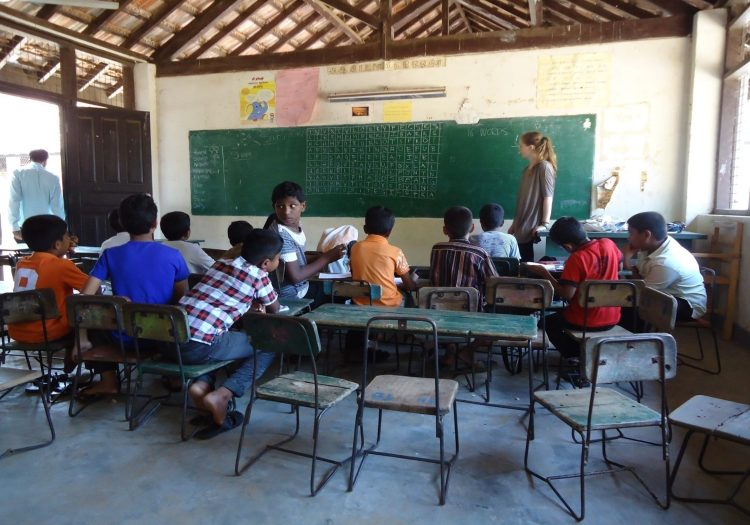 Link Language Program at Mutur Schools