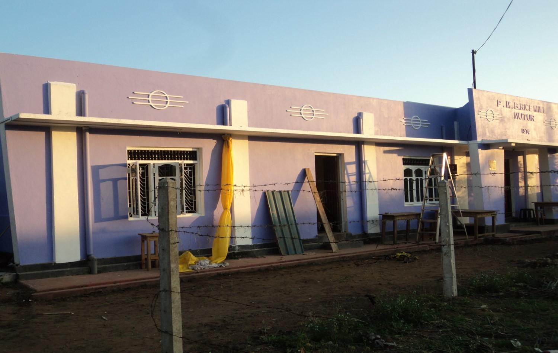 WorkCamp Peace Center Renovation